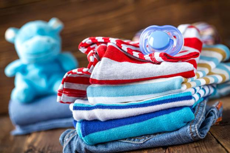Top Tips for Dressing Your Baby - Avoid Skin Irritation!