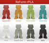 ReForm rPLA recycled PLA filament Colors