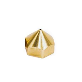 0.25 MakerGear V4 Brass Nozzle