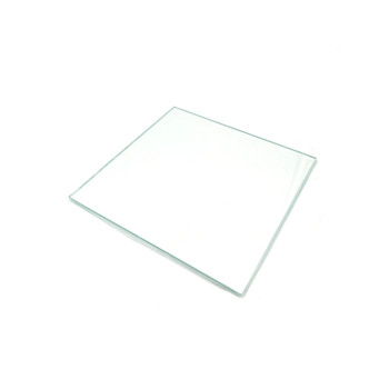 Glass build plate for Flashforge Finder