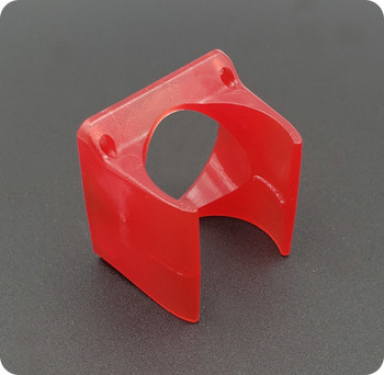 Red V6 Fan Mount