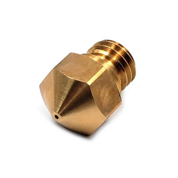 Microswiss Compatible Brass MK10 Nozzle