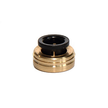 Brass Bondtech Push-Fit Connector 4mm