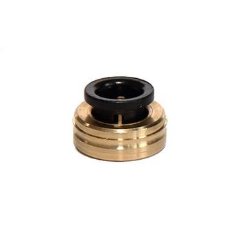 Brass Bondtech Push-Fit Connector 4mm
