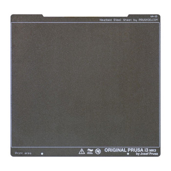 Double-sided Textured PEI Powder-coated Spring Steel Sheet