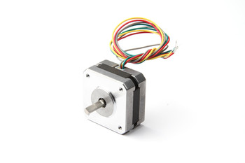 Nema 17 Pancake Stepper Motor 22mm
