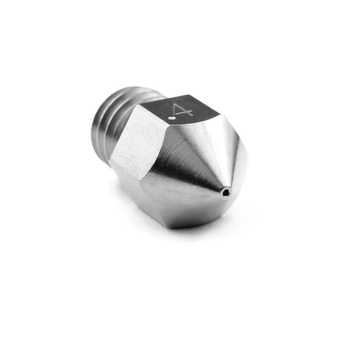MK8 Micro Swiss Plated Wear Resistant Nozzle - 0.40mm