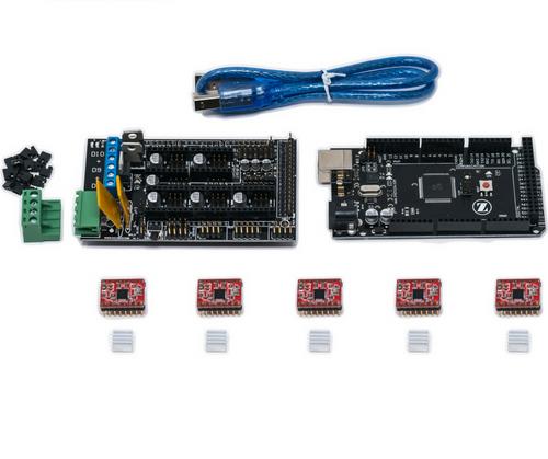 Arduino + RAMPs  | ZYLtech