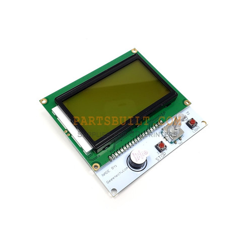 LCD Display Only - for MakerGear M2 | Does not Include Adapter