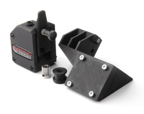 Bondtech Creality Extruder Kit with mount for filament sensor