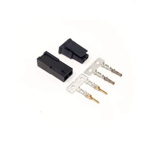 Molex connector for MakerGear Thermistor and Heater Cartridge