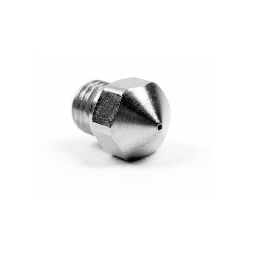 MK10 Micro Swiss Plated Nozzle - 0.50mm