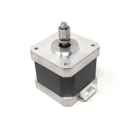 Robo R2 Extruder Motor with drive gear