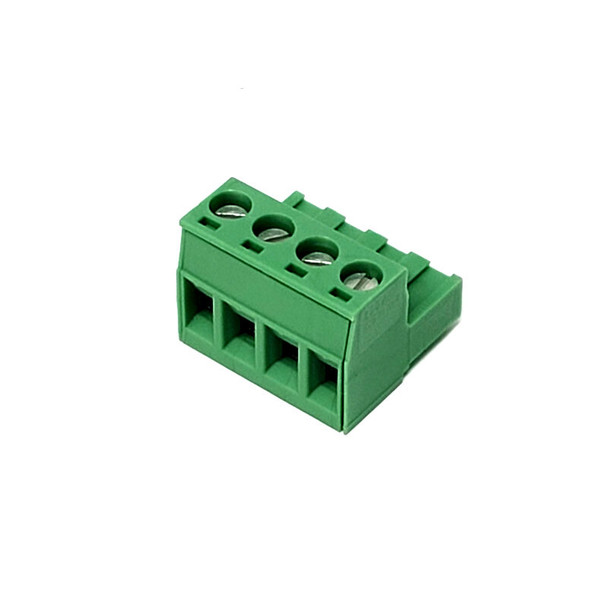 Terminal Block Plug - 4 Position | 5.08mm