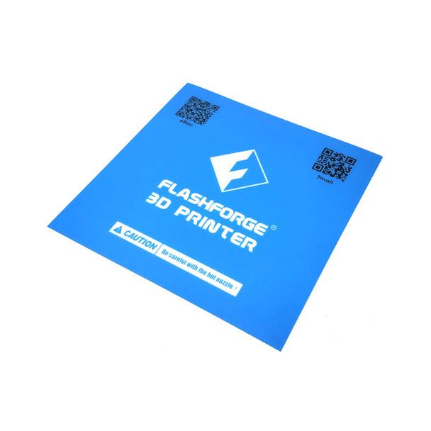 Flashforge Finder 2 print surface