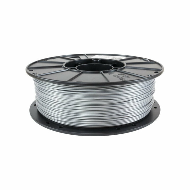Pro PLA Simply Silver from  3D Fuel