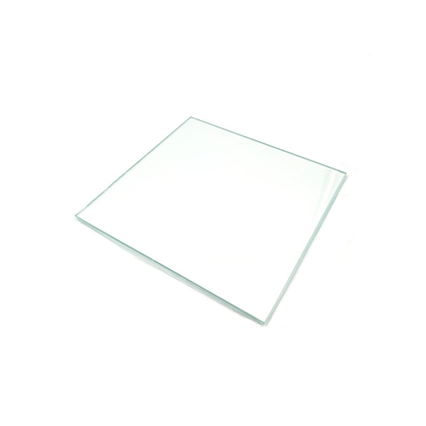 Glass build plate for Flashforge Finder