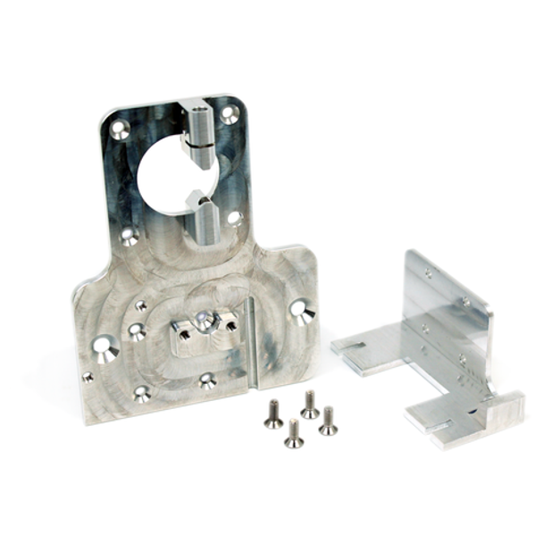 Main body for Micro Swiss Direct Drive Extruder for Linear Rail System