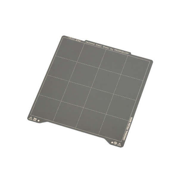 MINI Spring Steel Sheet With Smooth Double-sided PEI