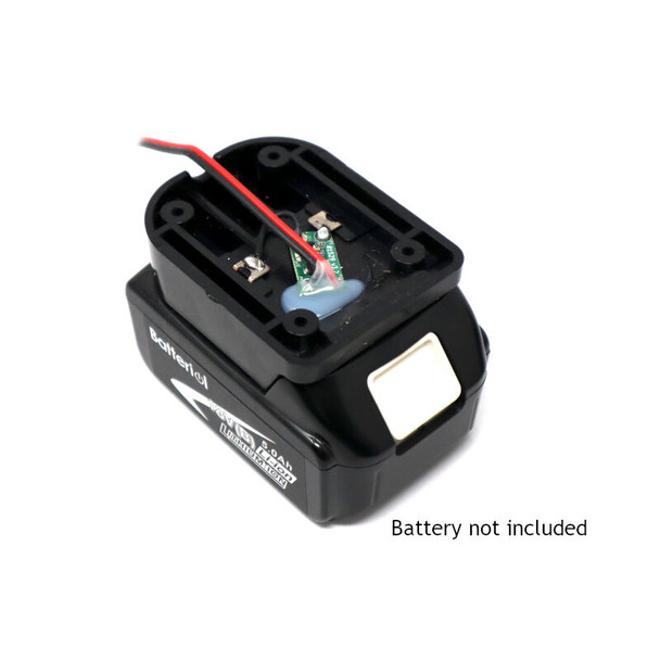 Makita battery adapte r