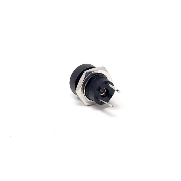 DC 5.5mm x 2.1mm Round Power Socket | 4 Pack