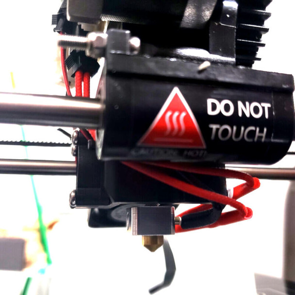 Robo R1 Extruder Wire Routing