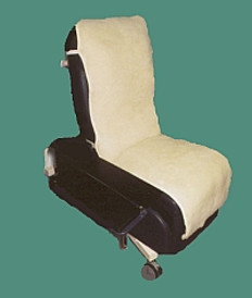 M118: Lambswool Dialysis Chair Pad: