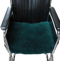 HiTemp UR Medical Sheepskin Seat Pad: M128AS