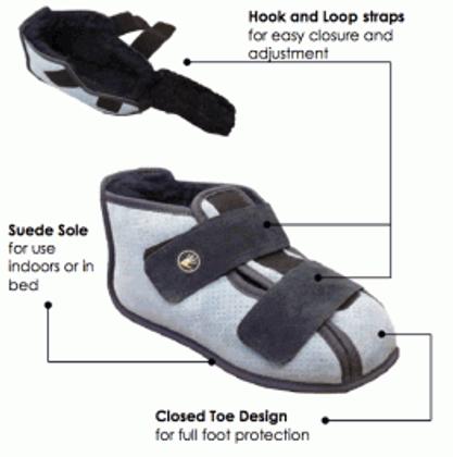 SC202: Shear Comfort Short Slipper Boot