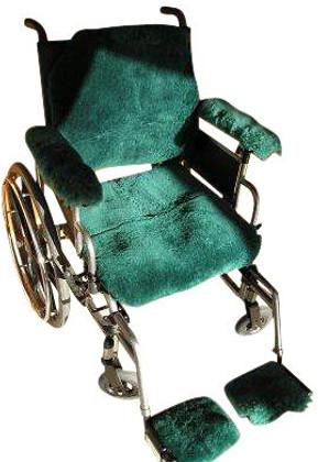 M120: HiTemp Wheelchair Pressure Sore Prevention Package