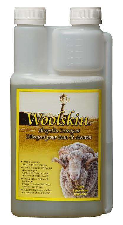 Woolskin: Sheepskin Shampoo & Conditioner