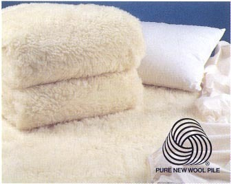 WOOL BEDDING