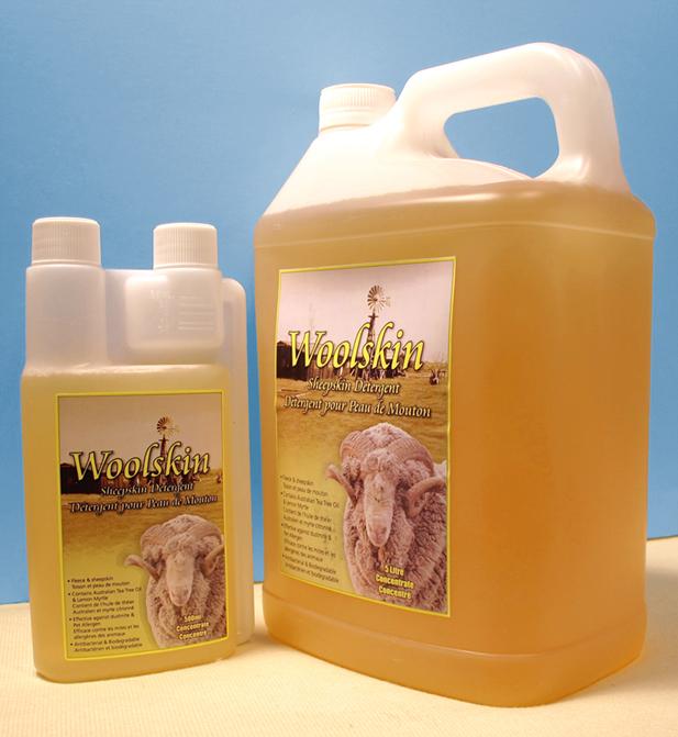 Washing & Drying Sheepskin