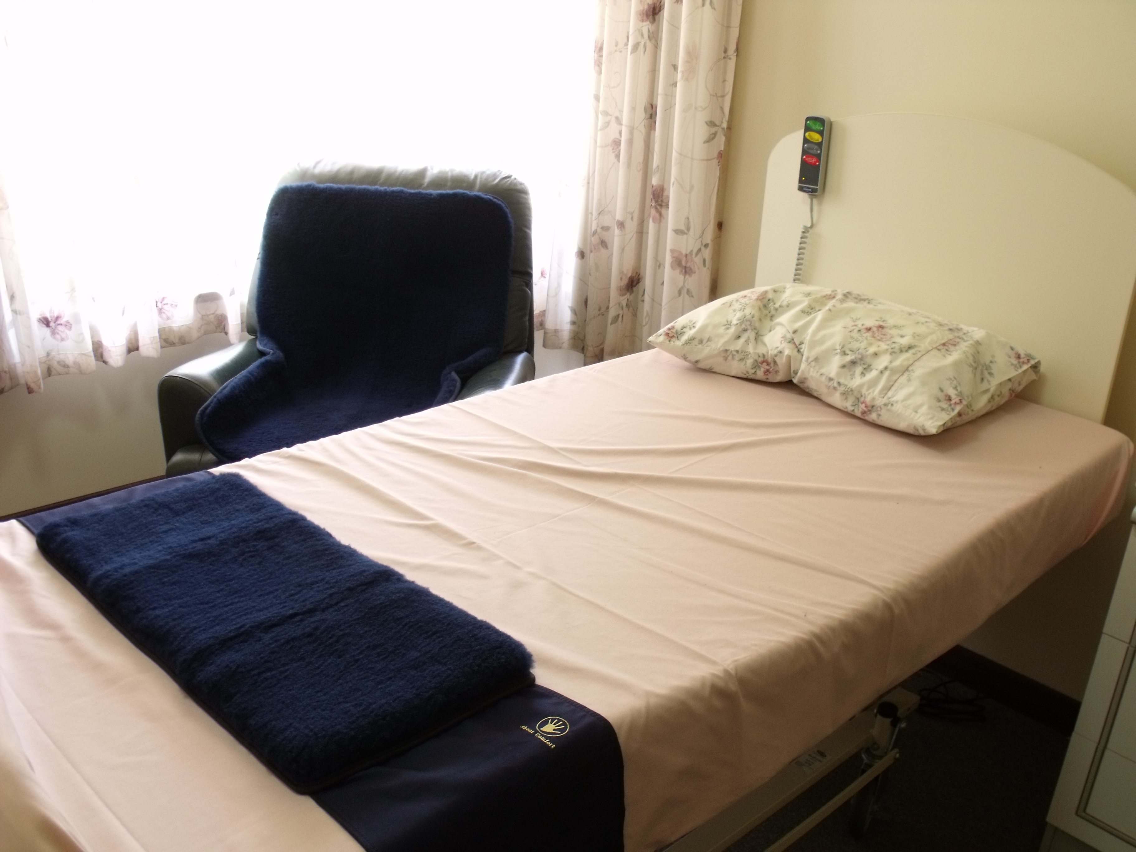 Pressure Smart Bedding