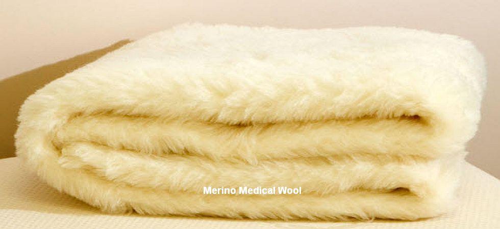 Merino Medical Wool: F103