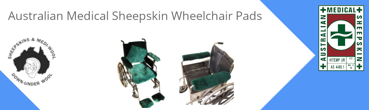 Medical Sheepskins for Wheelchairs
