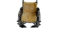 Medical Sheepskin  Wheelchair Pad