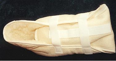 Wrap Bootie:s M161