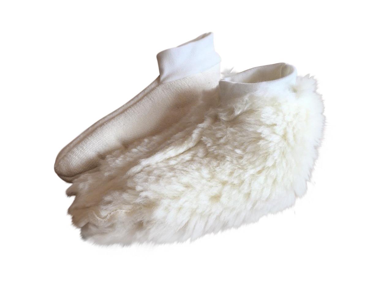 Woolly FootWarmer