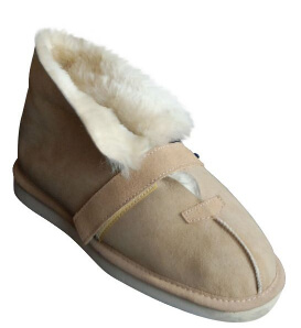 Medical Sheepskin Boot