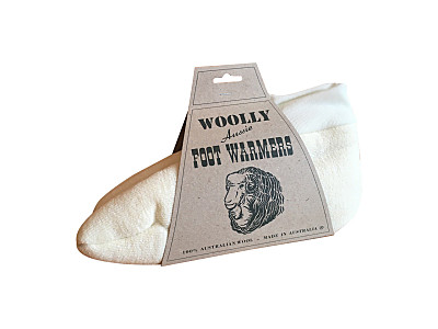Woolly FootWarmer