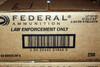 """250 Round Case Federal Premium Law Enforcement Tactical Buckshot LE132 00 - 12 GA 2-3/4"""" 00 Buck, 9 Pellet"""
