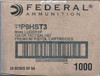 500 rounds Federal Premium LE Tactical P9HST3 - 9mm 124gr +P HST Jacketed Hollow Point in 50 round boxes