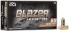 1000 Round Case CCI Blazer Brass 9mm Luger 115gr FMJ - 5200 - Made in Idaho!