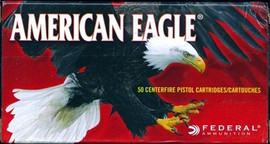 1000 Rounds in 50 round boxes Federal American Eagle 9mm 147gr FMJ - AE9FP - Made in Minnesota!
