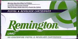 500 Rounds Remington UMC Target .45 Auto 230gr FMJ - L45AP4 - Made in USA!