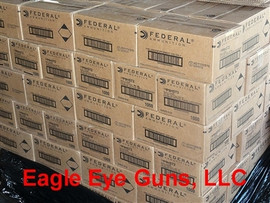 1000 Round Case Federal Premium LE Tactical P9HST2 - 9mm 147gr HST JHP - High Quality Defensive Round!