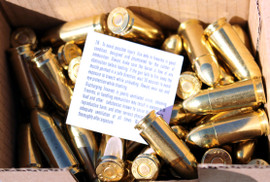 1000 Rounds Sellier & Bellot 9mm 124gr FMJ Target/Range Ammo