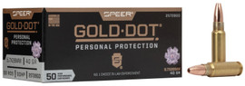 50 Round Box Speer Personal Protection 5.7x28 40gr Gold Dot JHP - 25728GD - Must buy two or more boxes