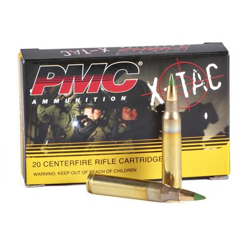 1000 Rounds PMC 556K X-TAC Green Tip 5.56 NATO 62 Grain FMJ LAP Light Armor Piercing Duty Ammunition